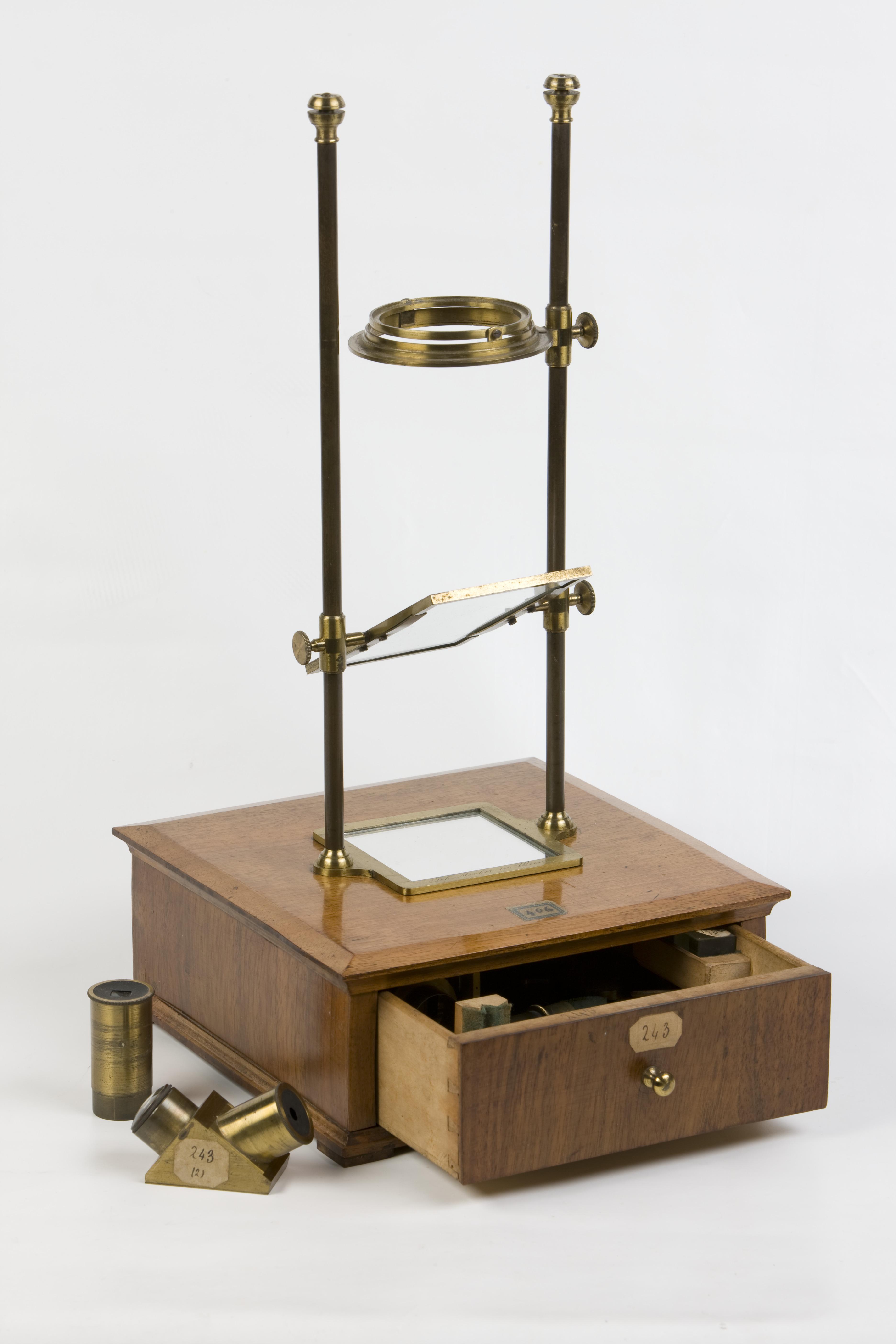 15- Polariscopio di Norremberg
