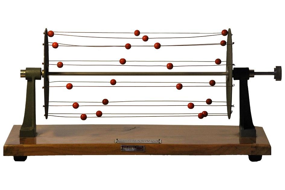 Apparecchio di Pohl per le onde trasversali