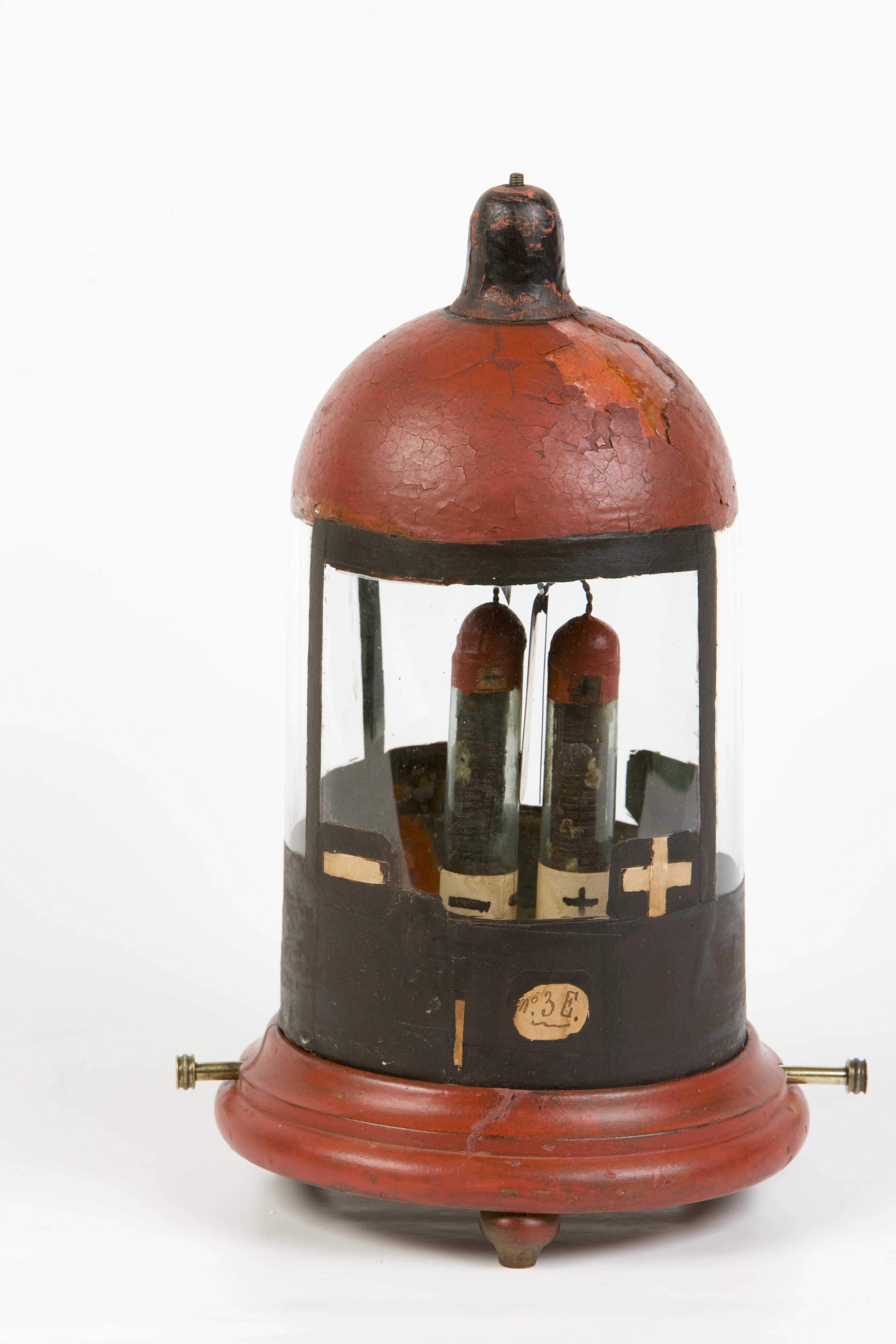 16- Elettroscopio di Bohnenberger