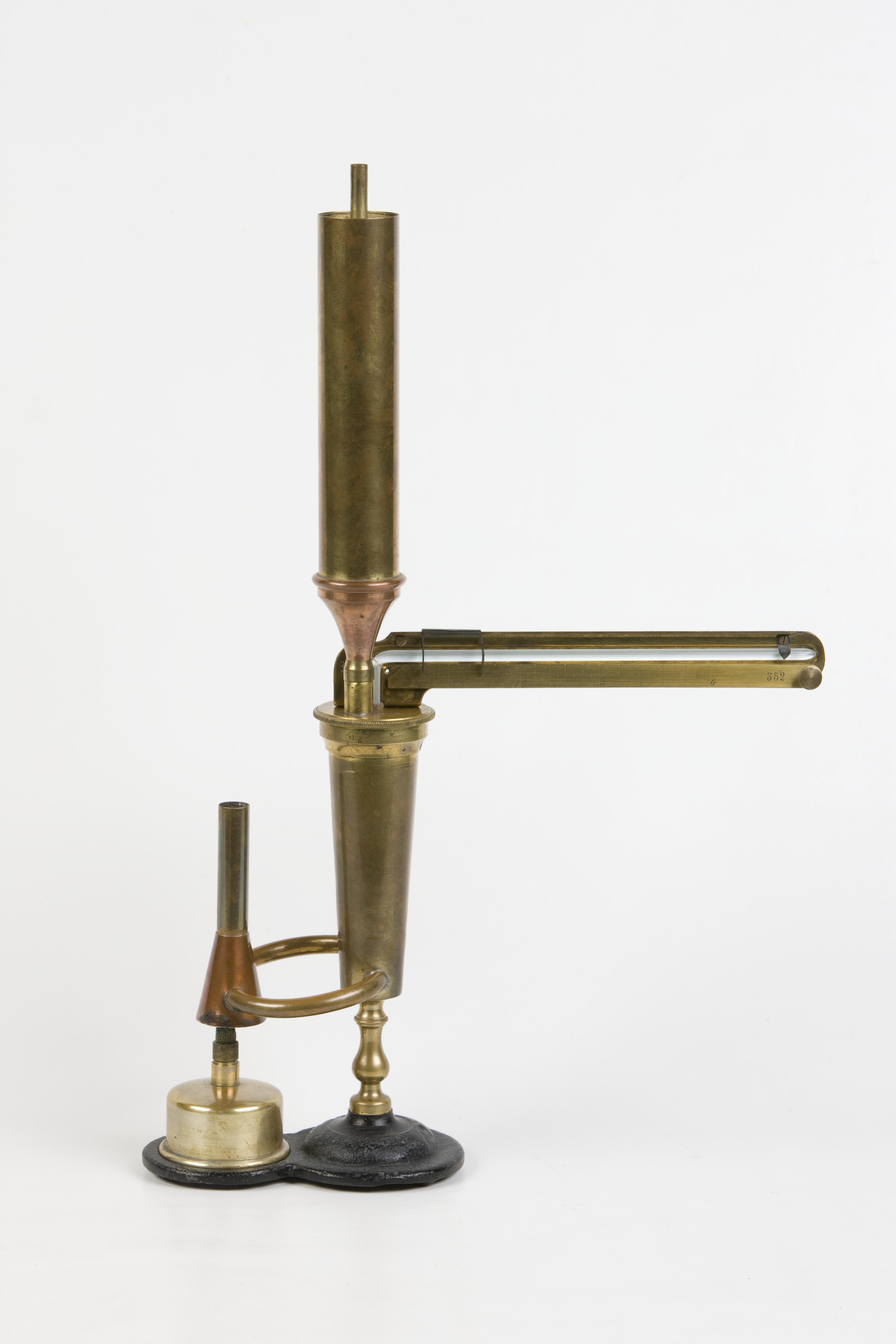 7- Ebullioscopio di Malligand