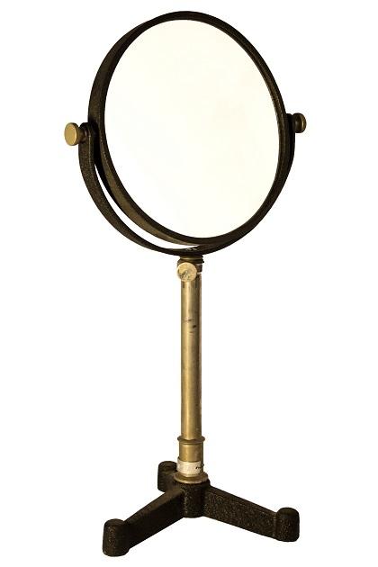 Specchio sferico convesso