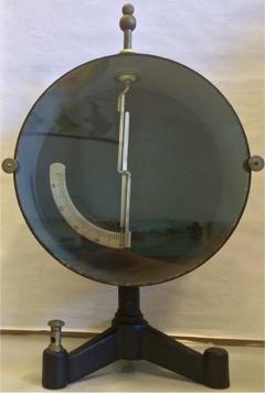 Elettrometro di Braun