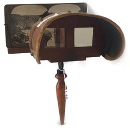 Stereoscopio di Holmes