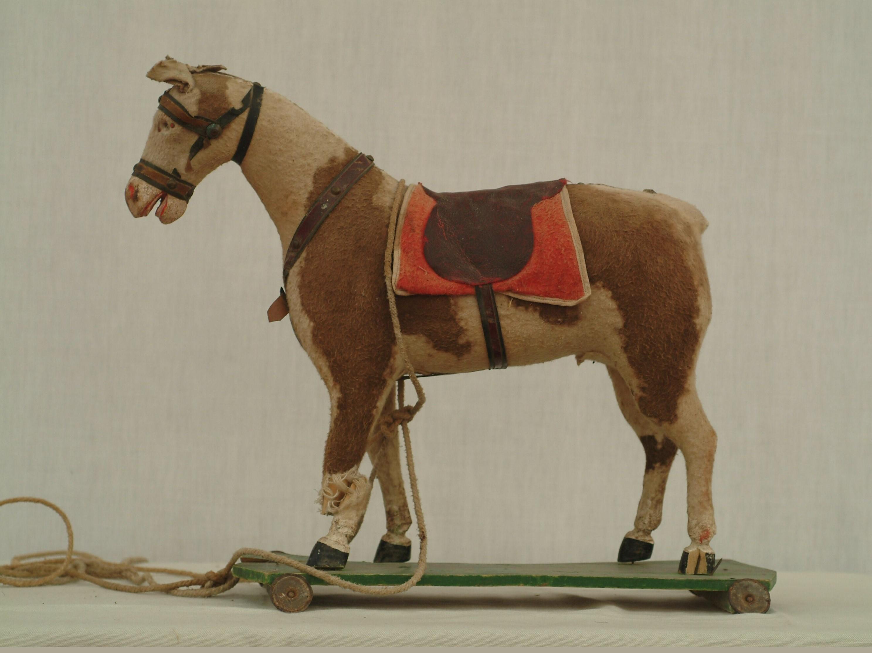 Modellino di cavallo giocattolo
