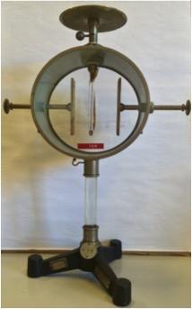 Elettrometro di Exner
