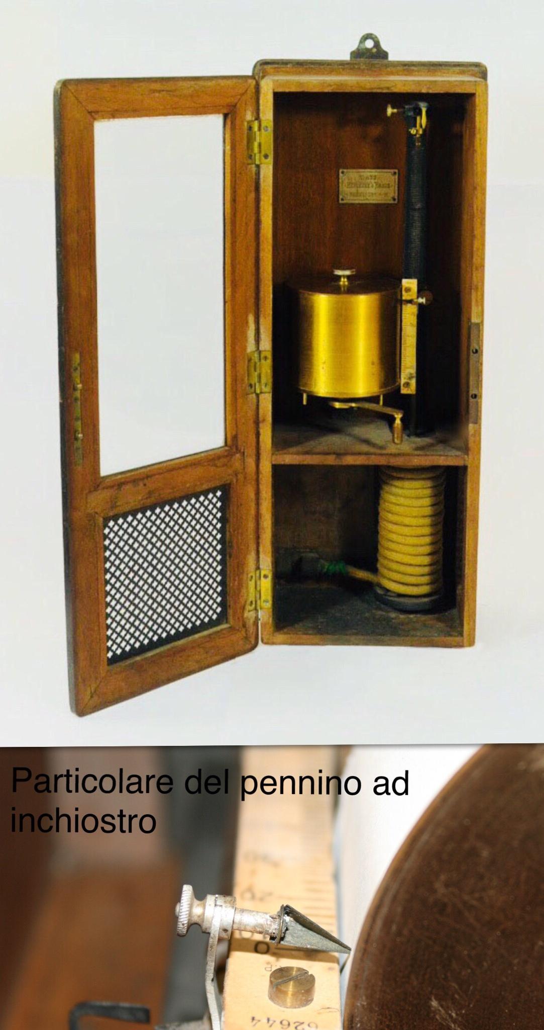 Amperometro da 75 ampere