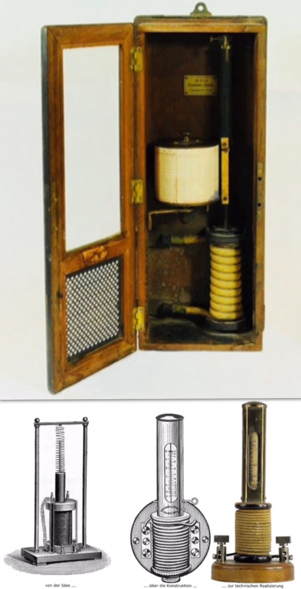 Amperometro da 130 ampere