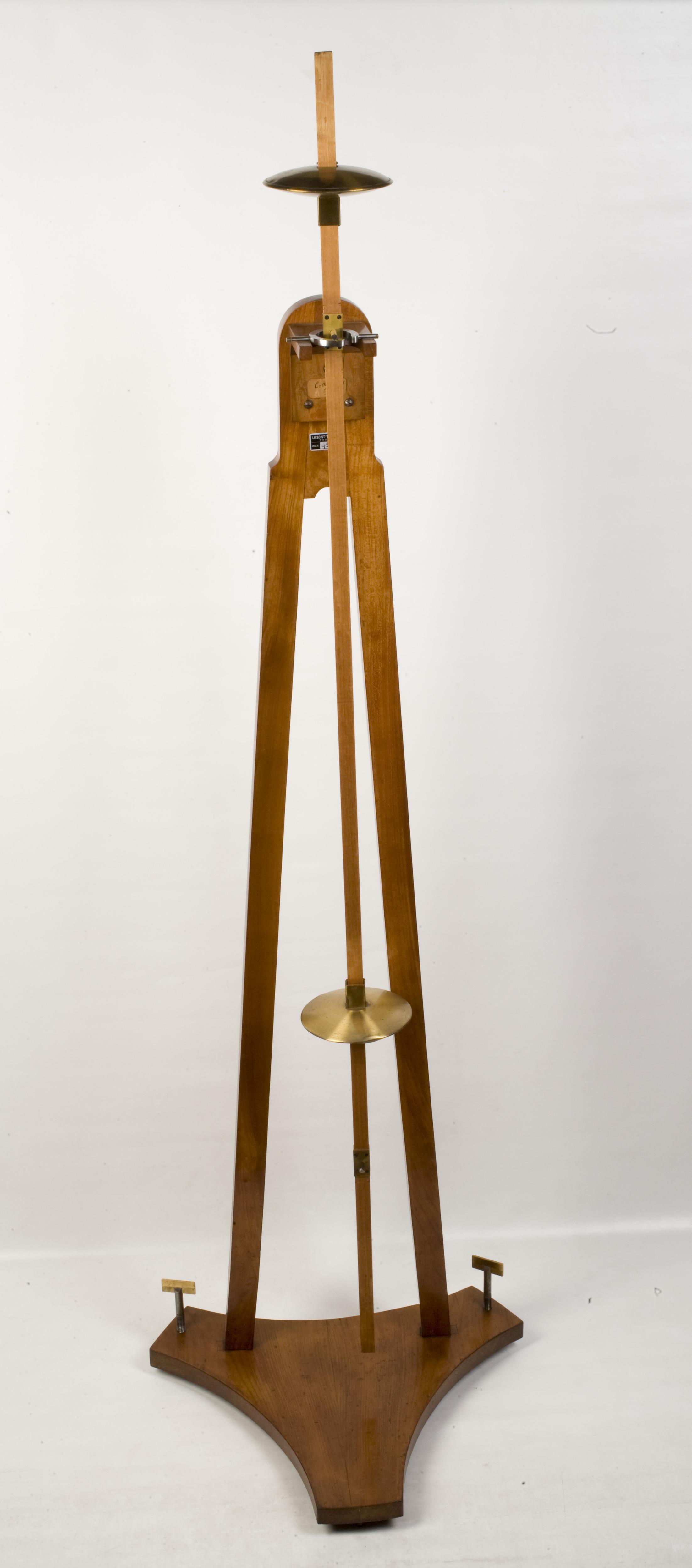 22- Pendolo reversibile di Kater