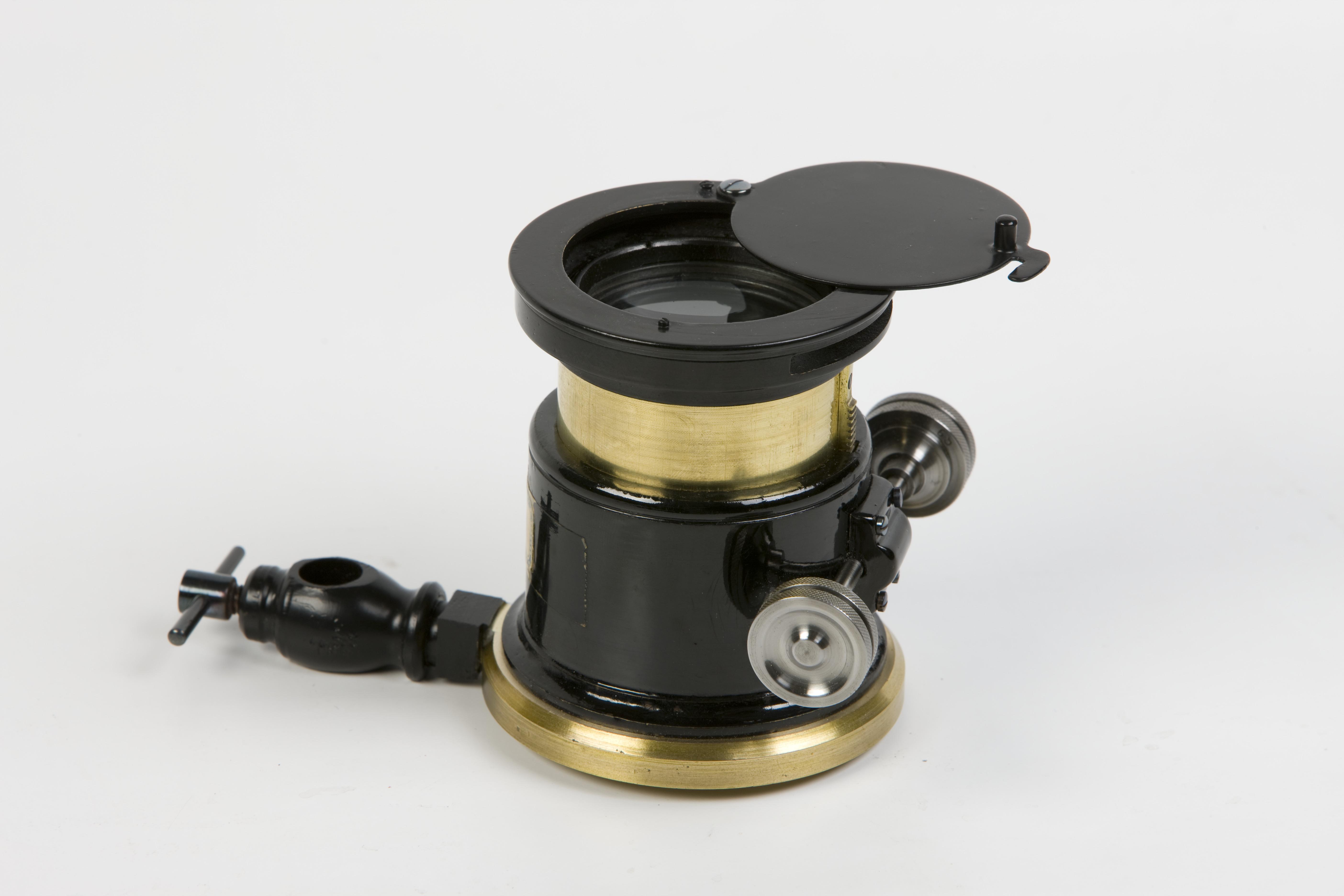 22- Condensatore della luce per strumenti ottici