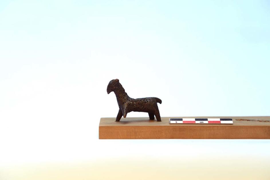 Bronzetto - Cavallo (?)