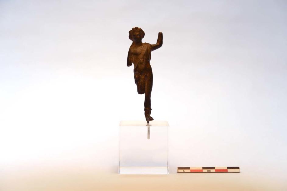 Bronzetto - Dioniso