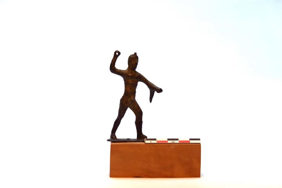 Bronzetto - Ercole
