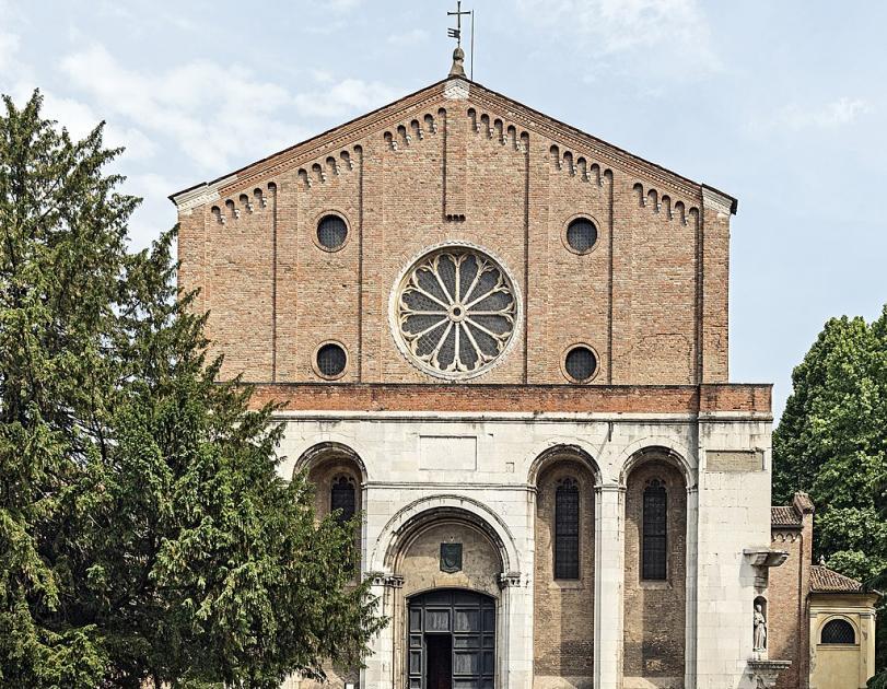 Chiesa degli Eremitani - La Medicina a Padova