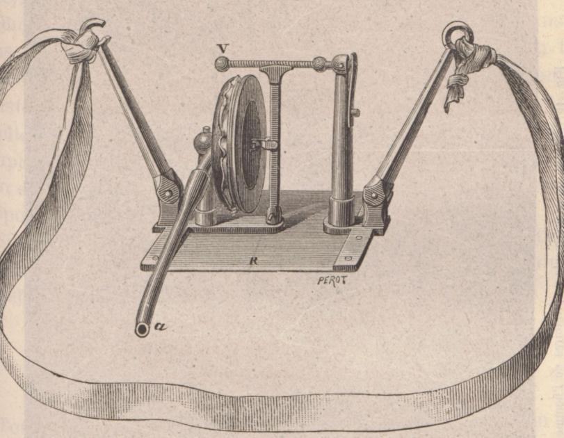 Étienne Jules Marey, La méthode graphique dans les sciences expérimentales et principalement en physiologie et en médecine, Parigi, 1878; pp. 202-203
