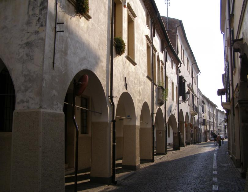 Via Galileo Galilei - La Medicina a Padova