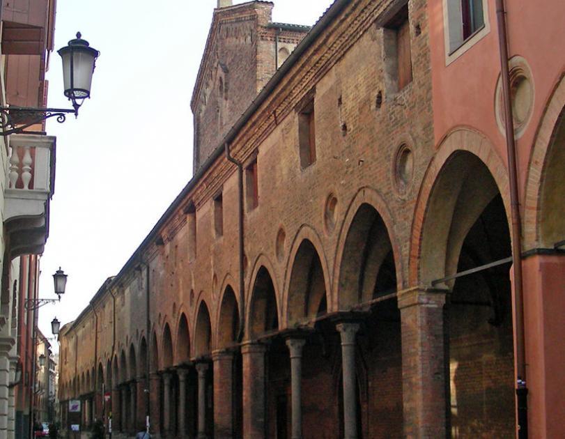 Via San Francesco - La Medicina a Padova