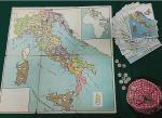 GIOCO DELLA TOMBOLA GEOGRAFICA D'ITALIA E SUE COLONIE