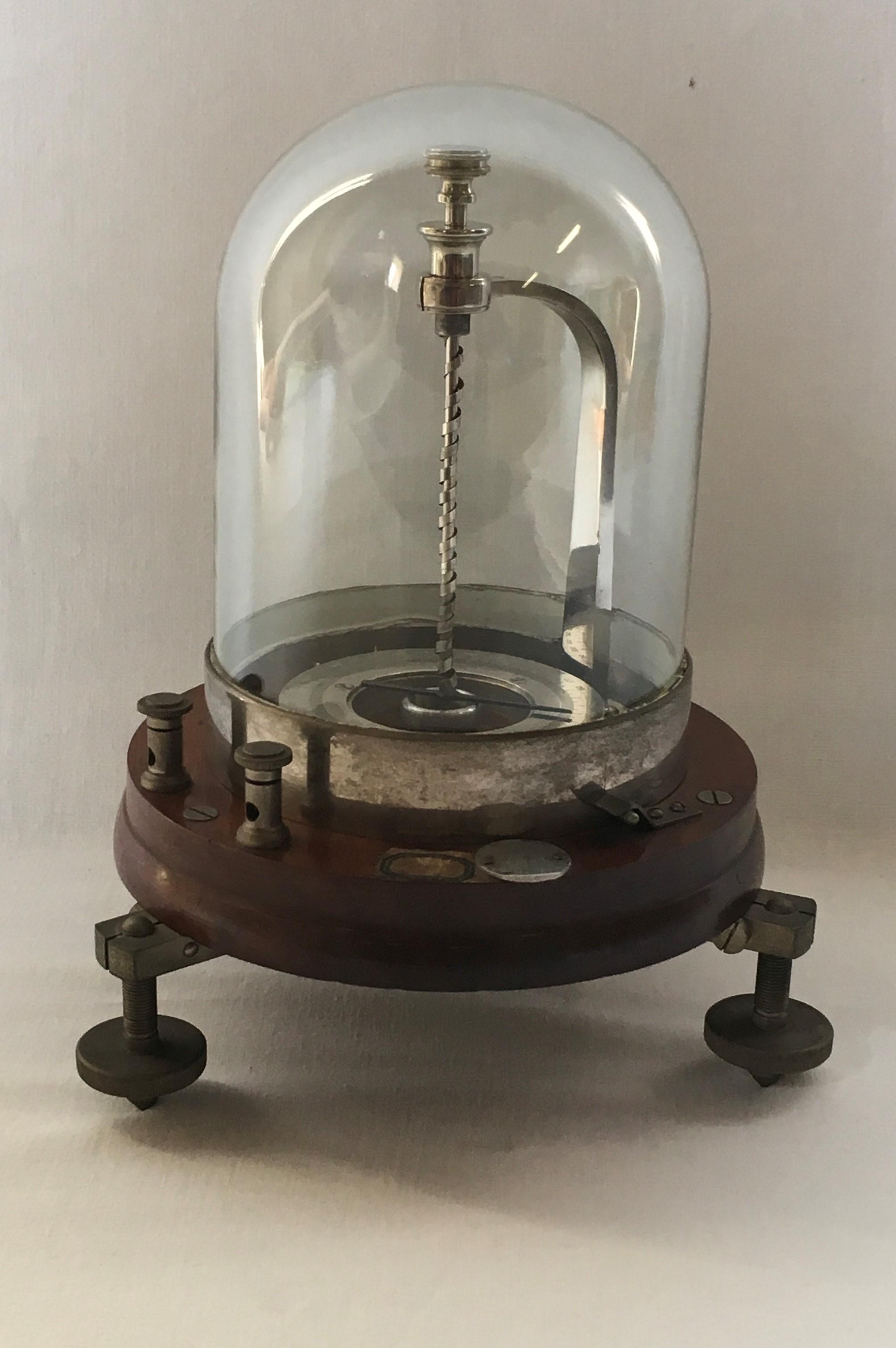 Termometro metallico di Breguet