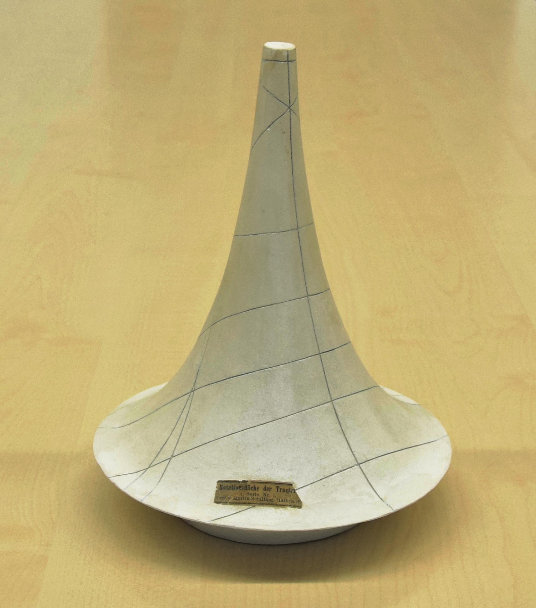 Pseudosfera di tipo parabolico