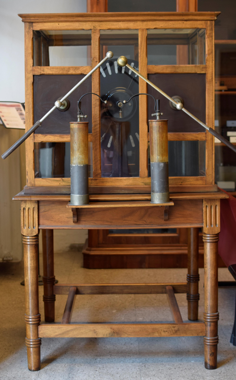 Generatore elettrostatico di Wimshurst